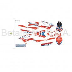 beta rr50 racing 17 verkleidung sitzbank tank 2 im. Black Bedroom Furniture Sets. Home Design Ideas