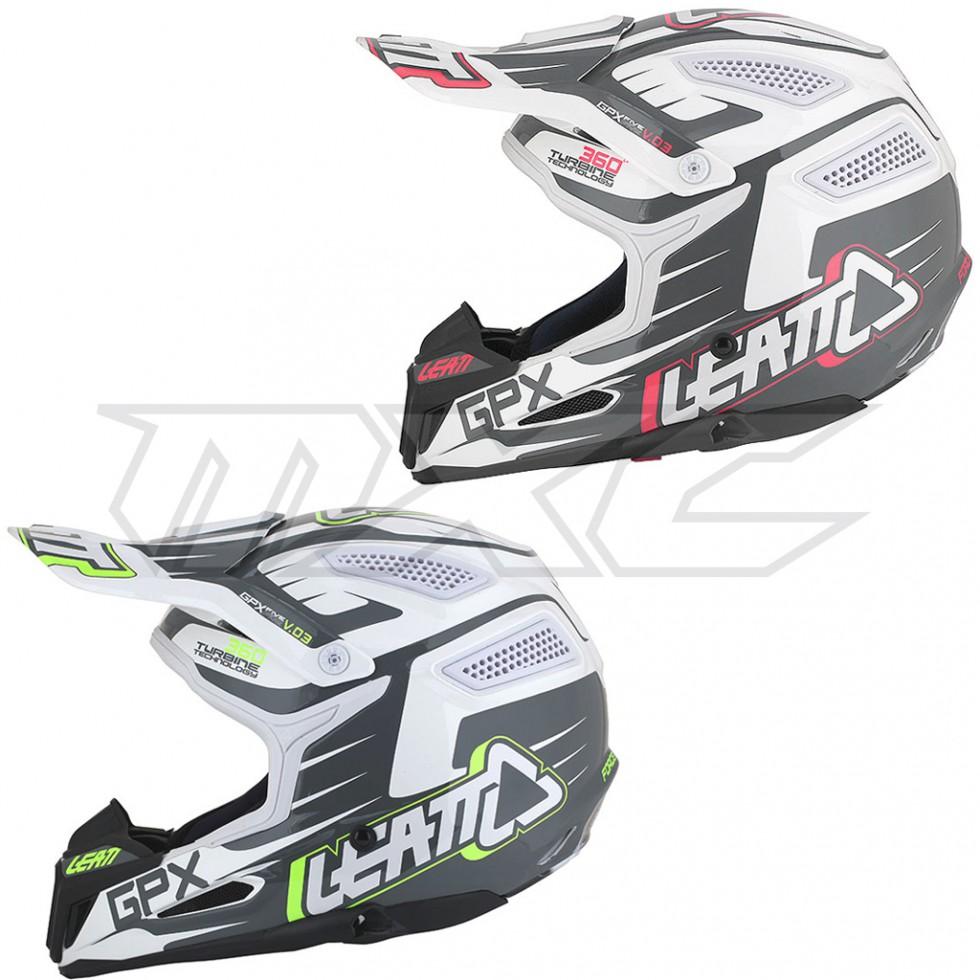 Leatt Helmet GPX 5.5 Composite V03