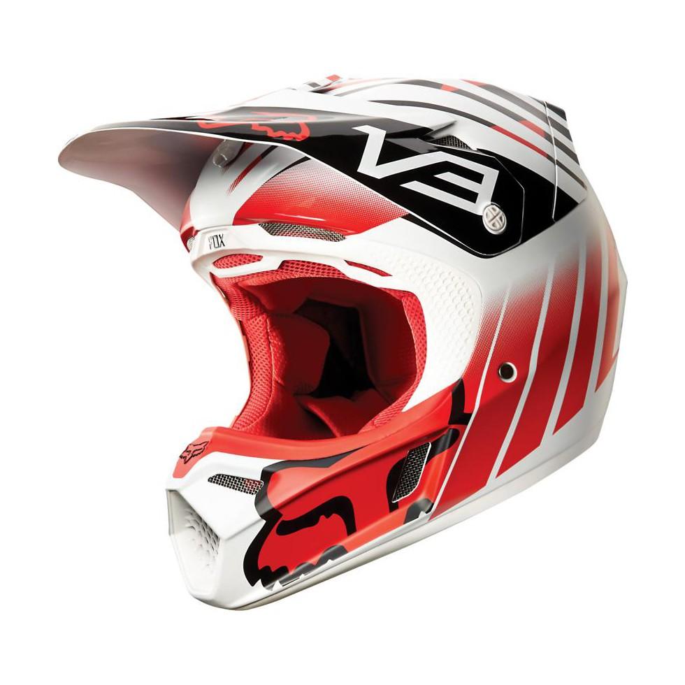 fox v3 savant helmet im motocross enduro shop mxc gmbh. Black Bedroom Furniture Sets. Home Design Ideas