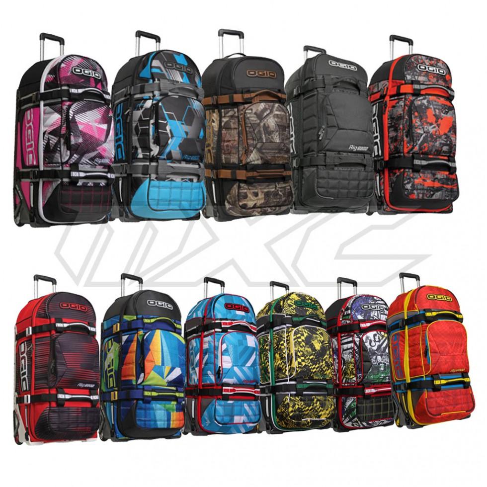 ogio rig 9800 rolling luggage bag im motocross enduro shop mxc gmbh