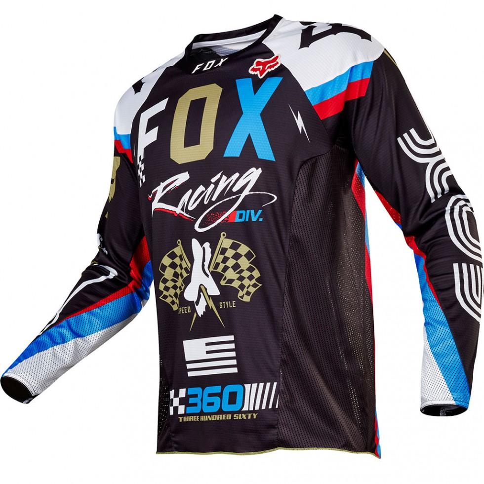 FOX 360 Rohr Jersey