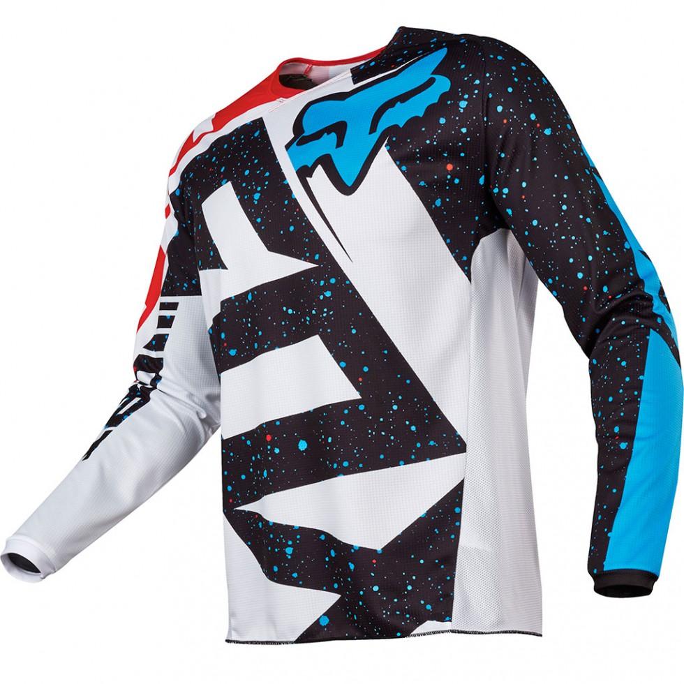 fox 180 nirv jersey im motocross enduro shop mxc gmbh. Black Bedroom Furniture Sets. Home Design Ideas