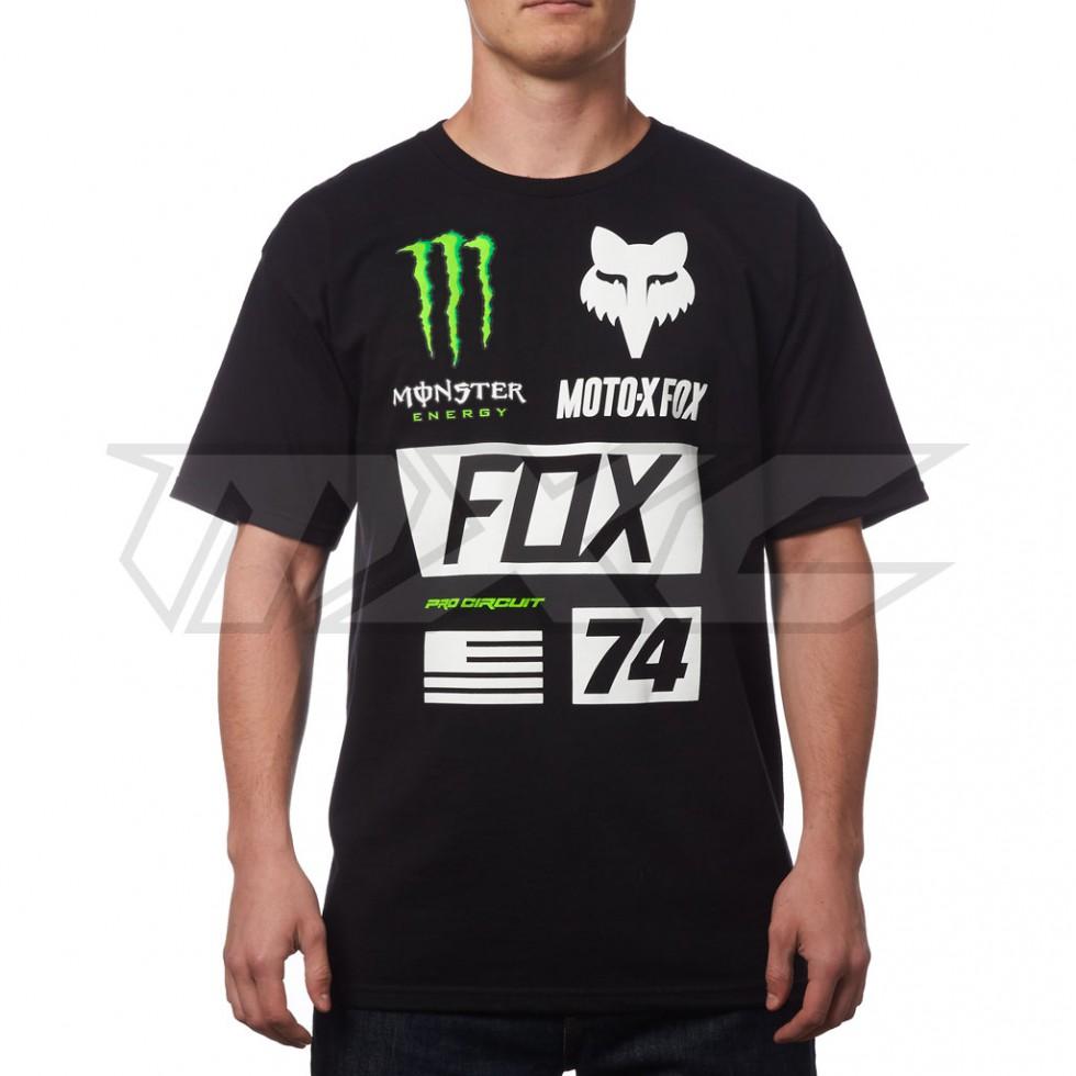 FOX Monster Union ss Tee