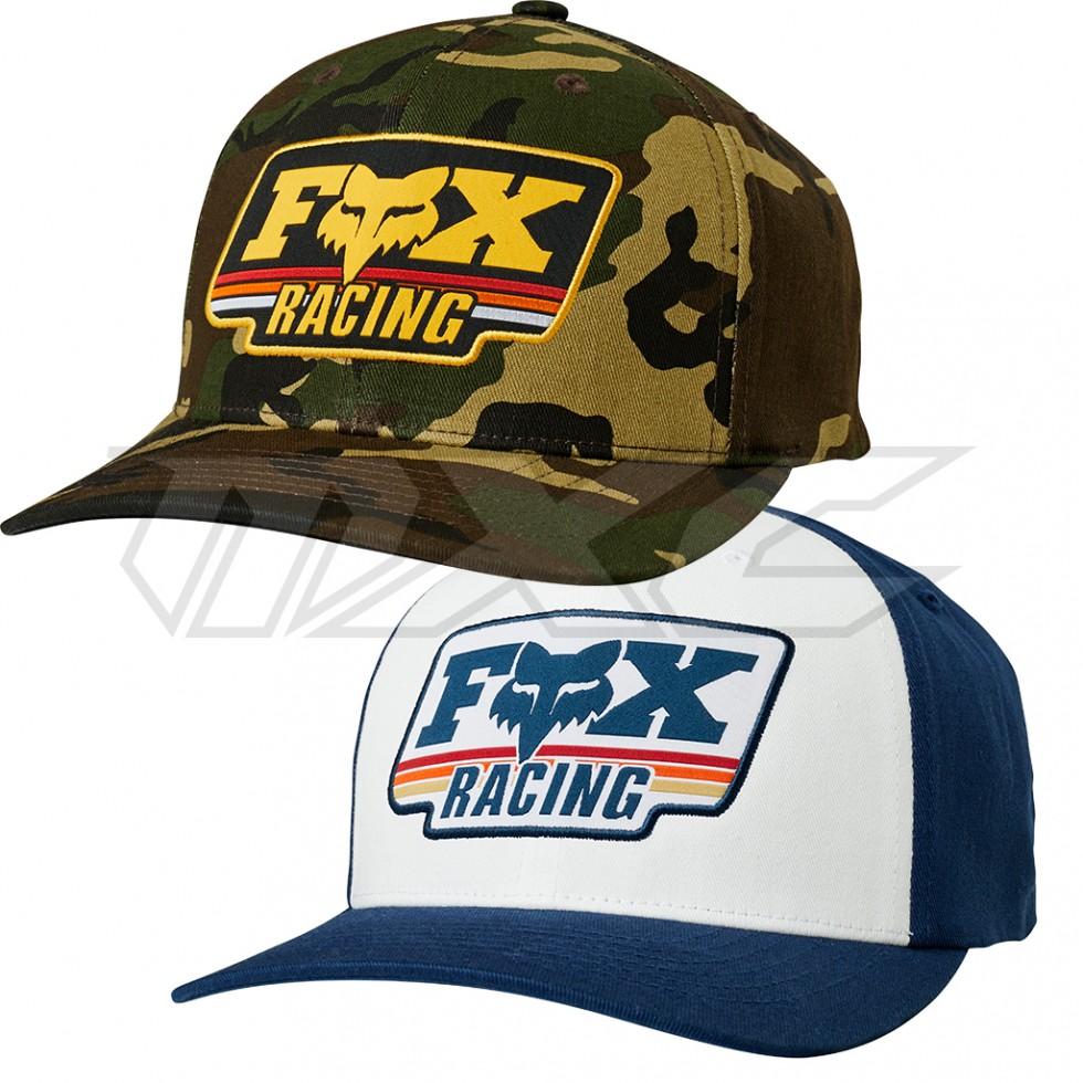 Fox Throwback 110 Snapback Hat im Motocross Enduro Shop MXC GmbH 13905b4faae4