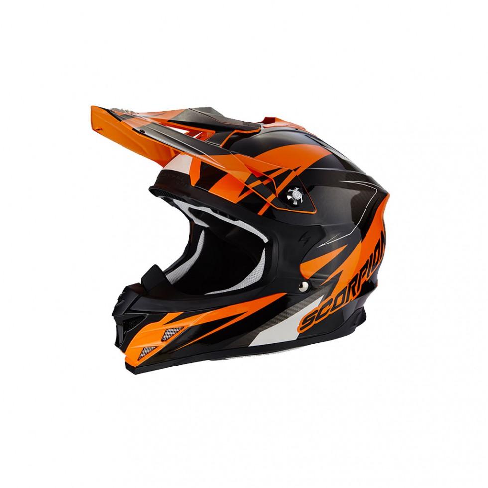 Scorpion Helmet VX-15 Evo Air Krush orange XL