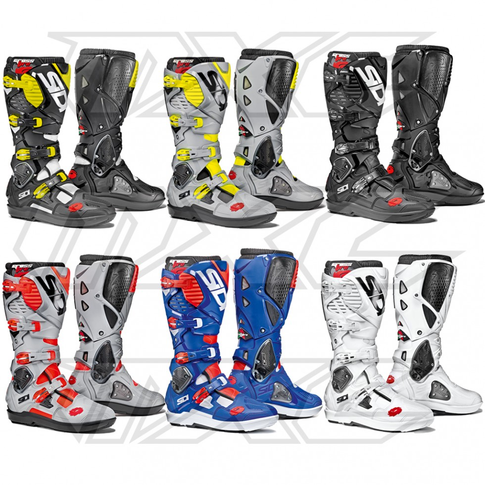 sidi crossfire 3 srs im motocross enduro shop mxc gmbh. Black Bedroom Furniture Sets. Home Design Ideas