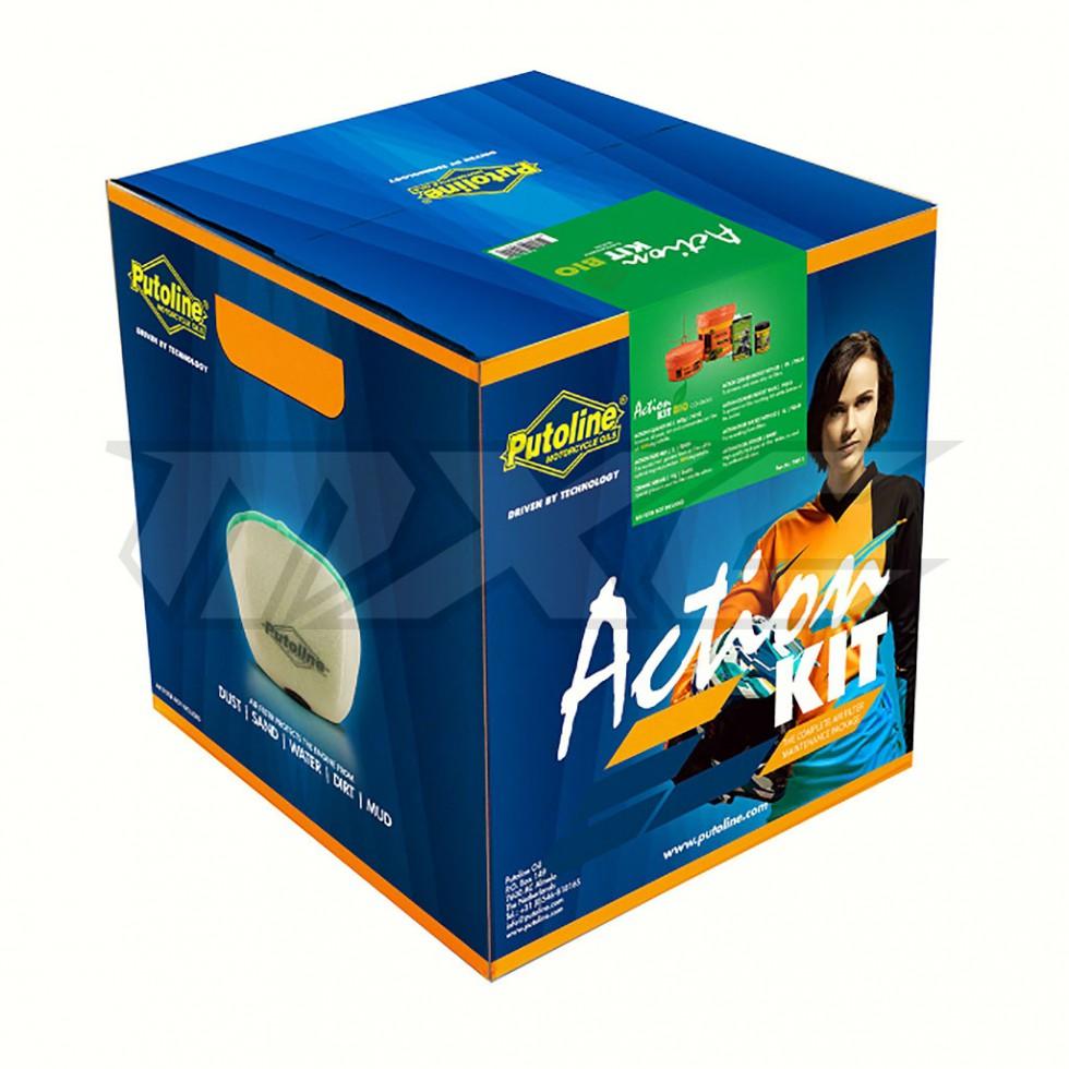 Putoline Luftfilter Reinigungskit Action Bio