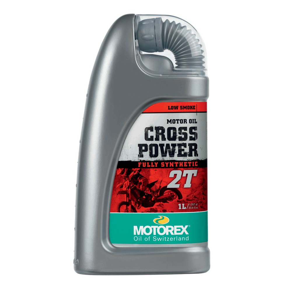 motorex cross power 2t vollsynth 1l im motocross enduro shop mxc gmbh