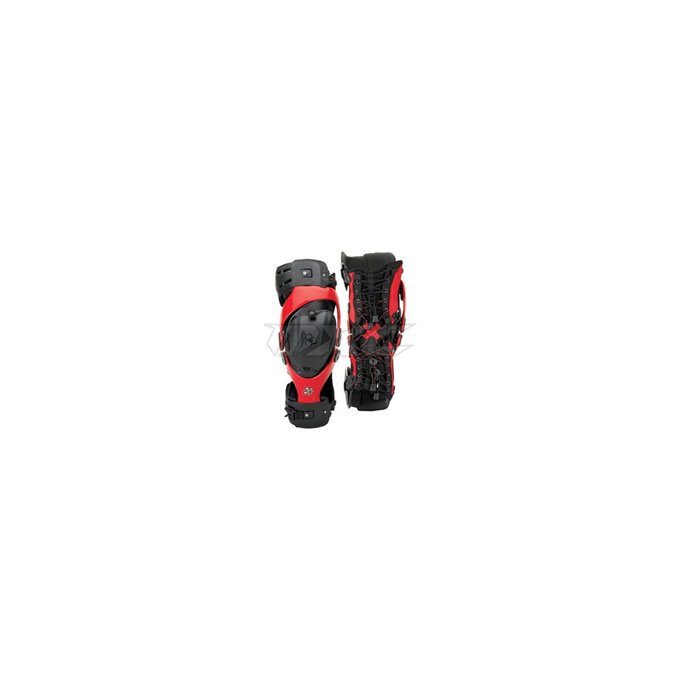 Asterisk Cell Knee Protection System red