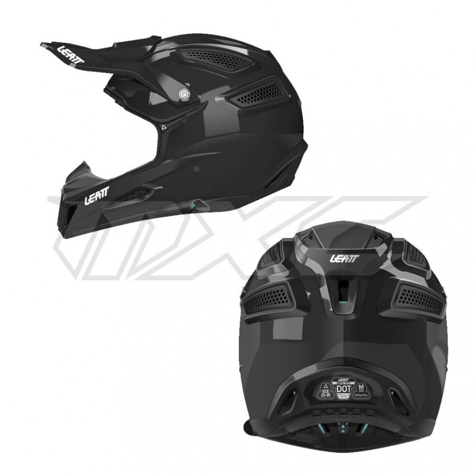 Leatt Helmet GPX 5.5 Composite Solid