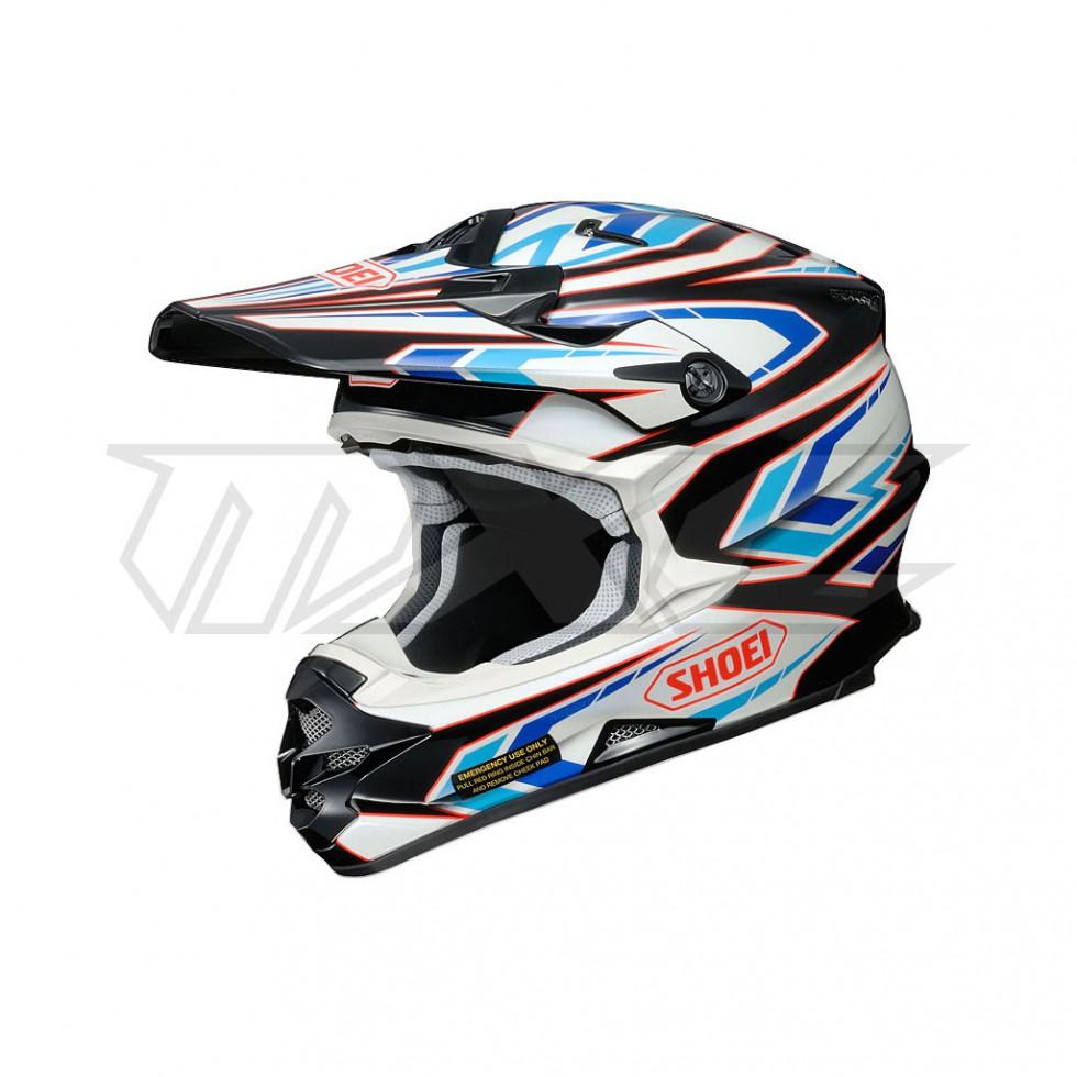 Shoei Helmet VFX-W Blockpass