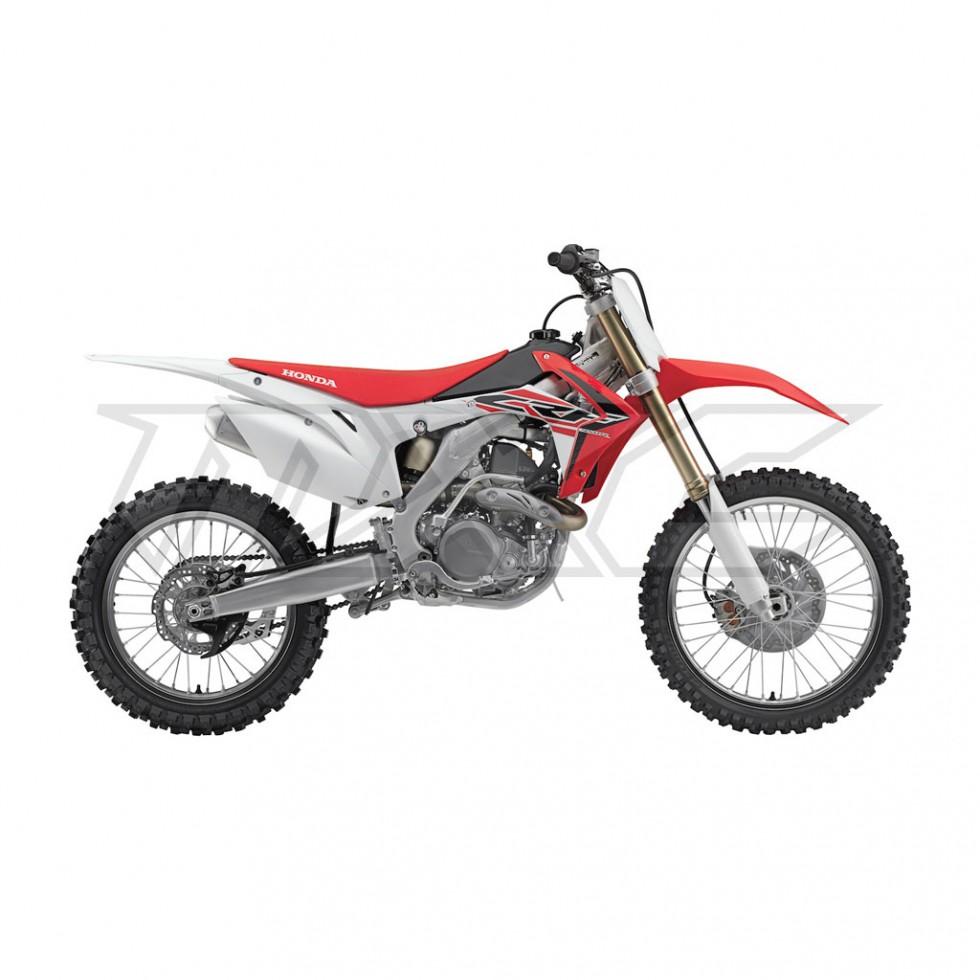 Honda CRF450 16