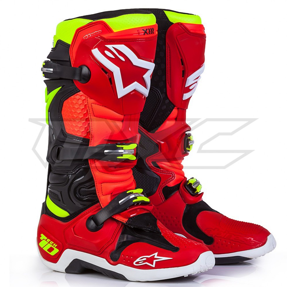Alpinestars Tech 10 Torch LE A2