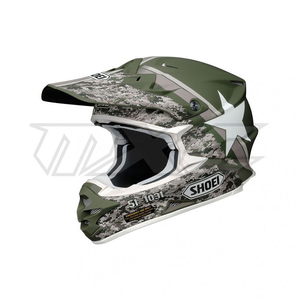 Shoei Helmet VFX-W Super Hue TC4
