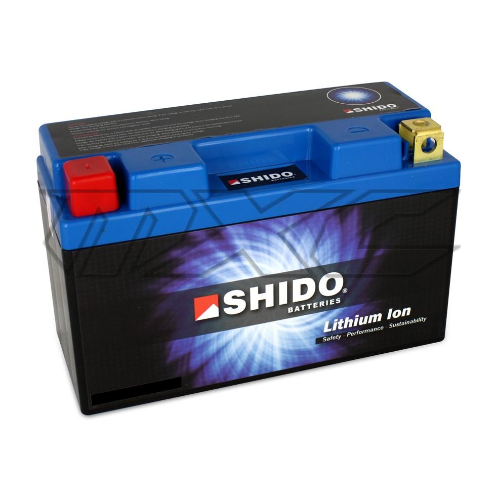 Shido Batterie LTX5L-BS Lithium Ion KTM Husqvarna