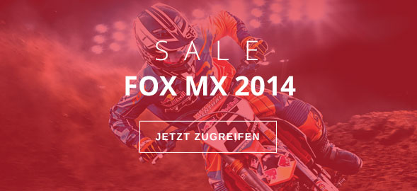 Fox Motocross Jerseys und Hosen 2014