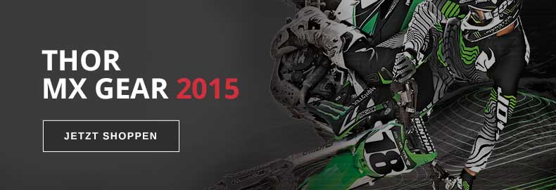 Shift Motocross Jerseys und Hosen 2015